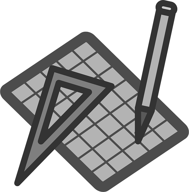 Transparent Geometry Icon