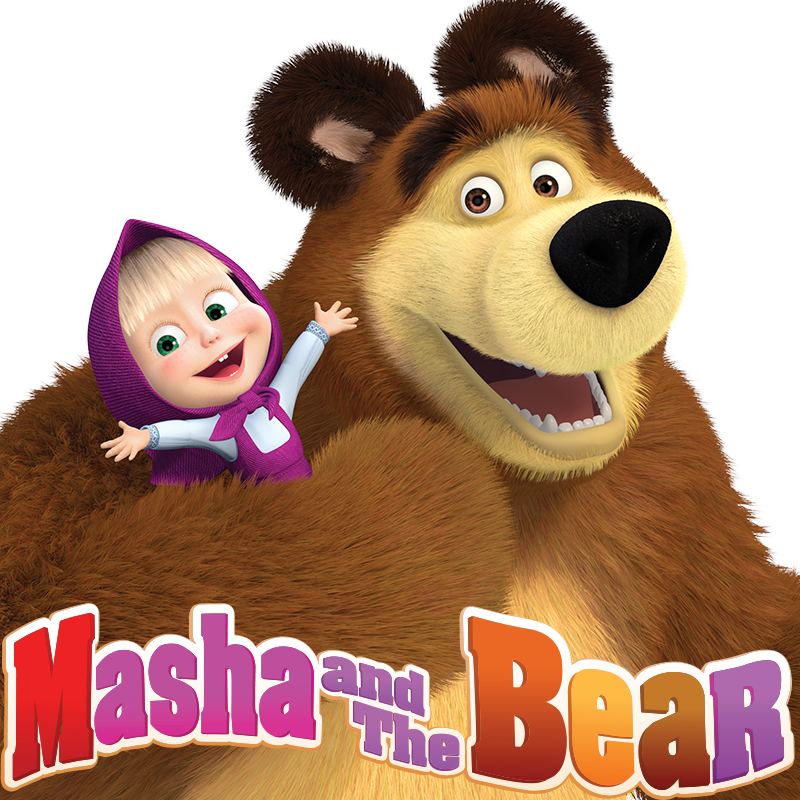 Get Masha And The Bear Logo Png Pictures image #47260