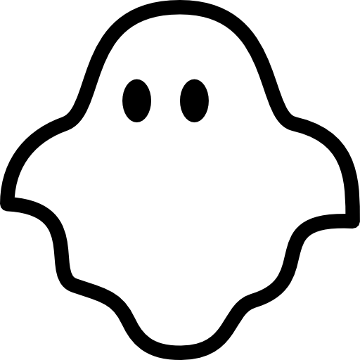 Size Ghost Icon