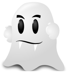 Ghost Vector Png