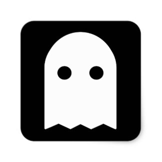Drawing Icon Ghost image #12495