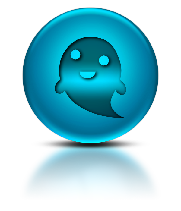 Ghost Icon Drawing
