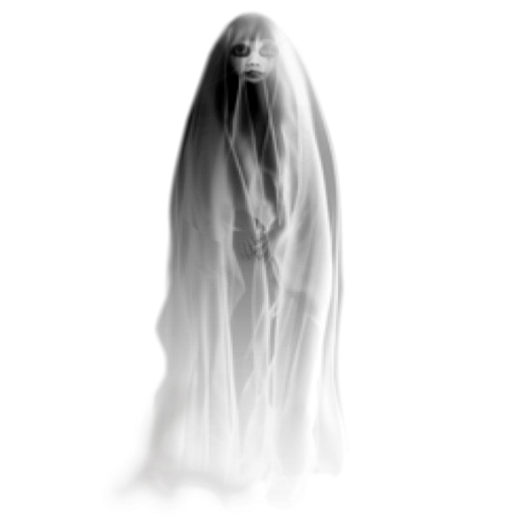 PNG Transparent Ghost Image image #36306