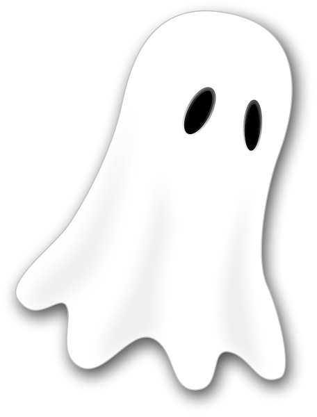 Ghost Png Clipart image #36316