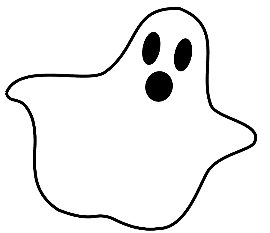 Ghost Png Icon image #36315
