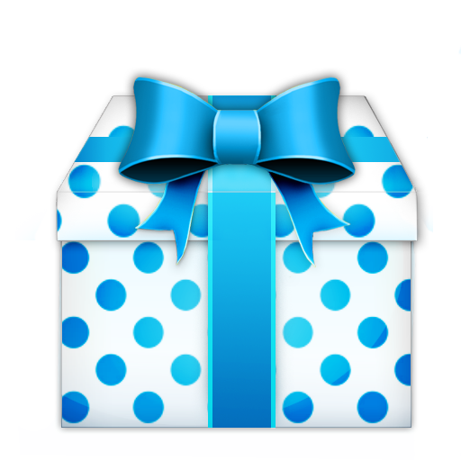 Gift Box Icon Png image #9826