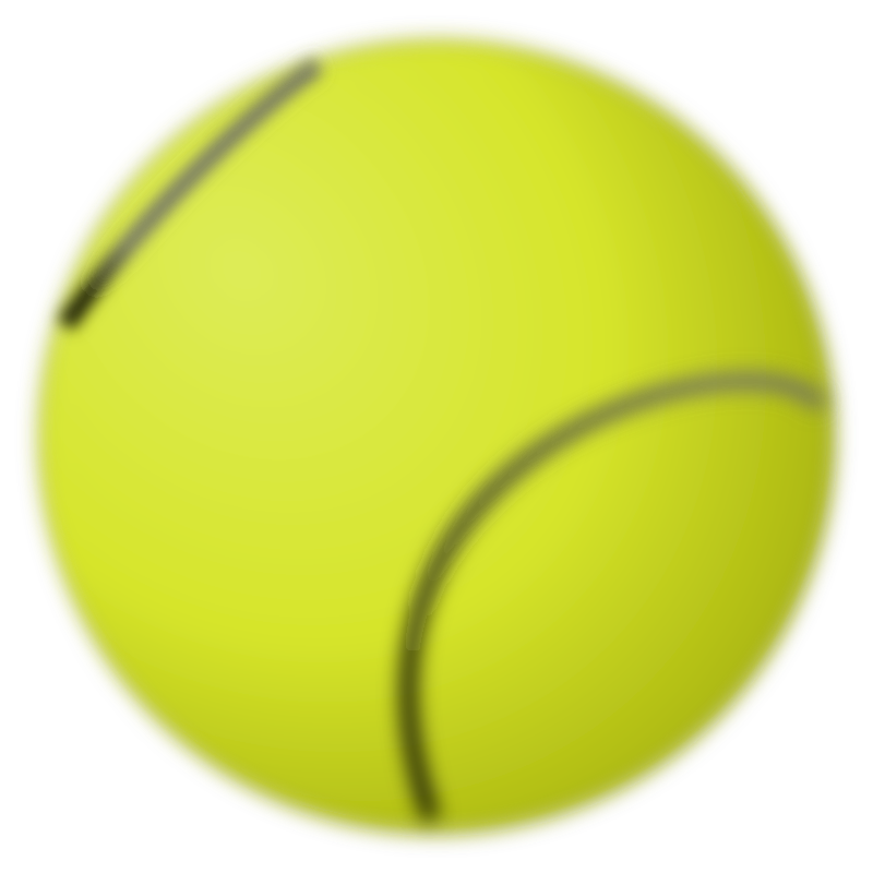 Gioppino Tennis Ball Png image #43463