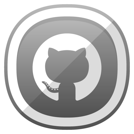 Github Cat In A Circle Icon image #38985