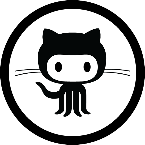 Github, Circle, Mascot, Git Icon image #38973