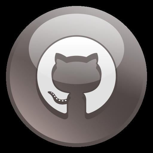 Github Mascot Logo Icon image #38979