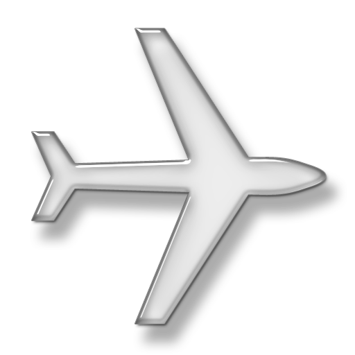 Glass Airplane Fly Travel Transparent Png Image 38011