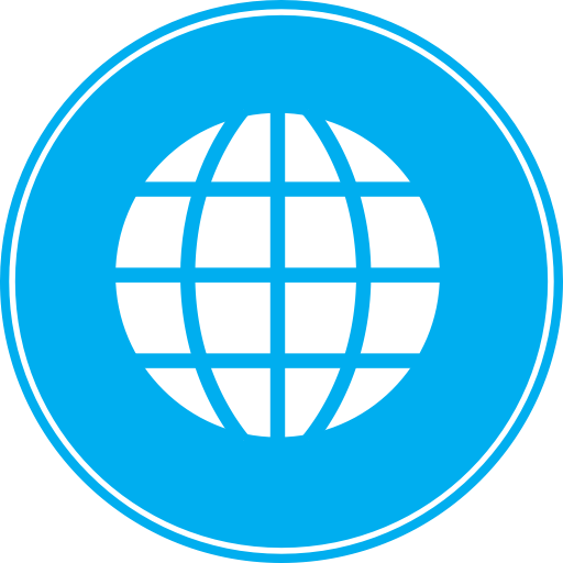 global, globe, network, planet, web, world icon
