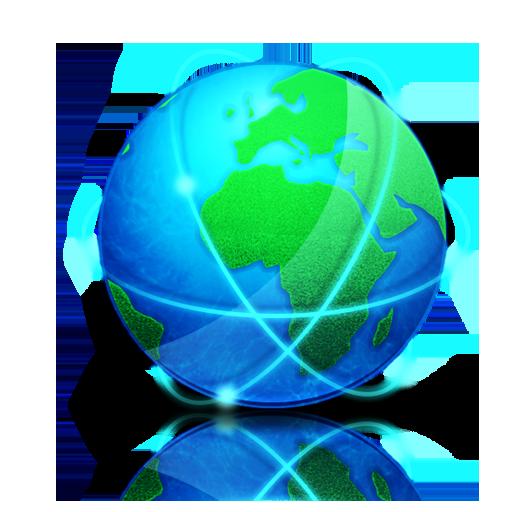 Globe Icon image #39543
