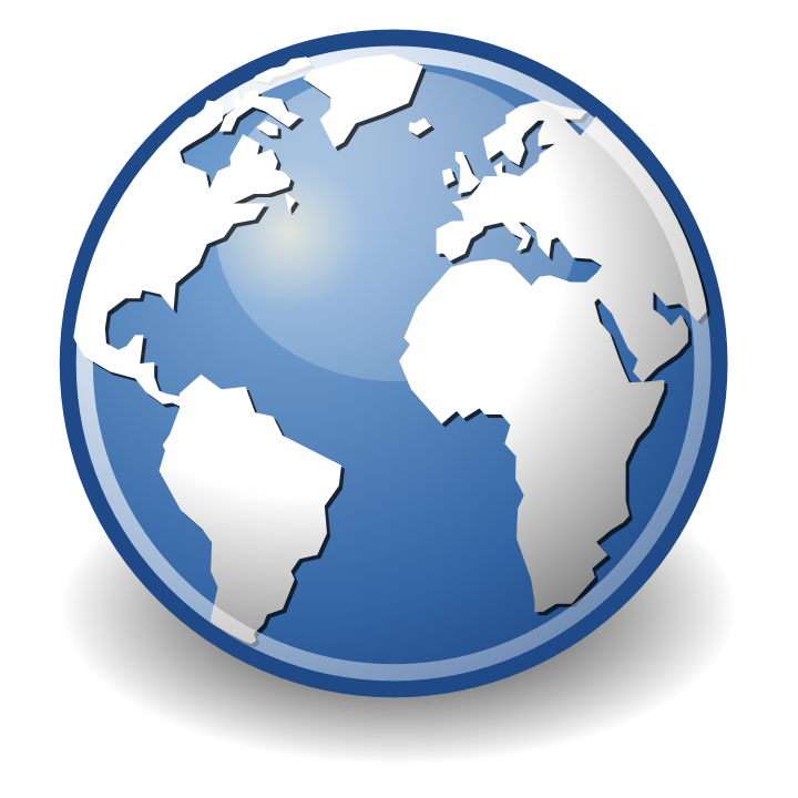 Globe, Planet Icon Png image #14822
