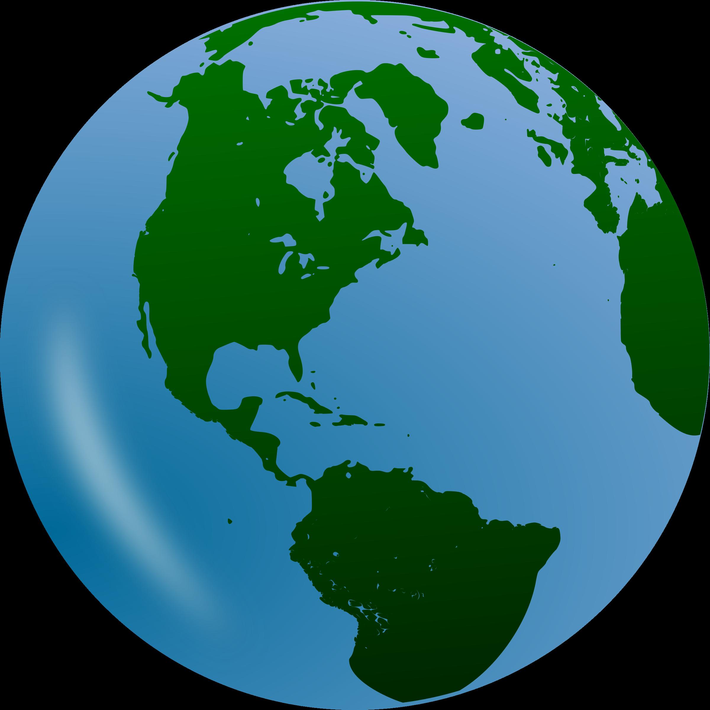 Globe Png image #39535