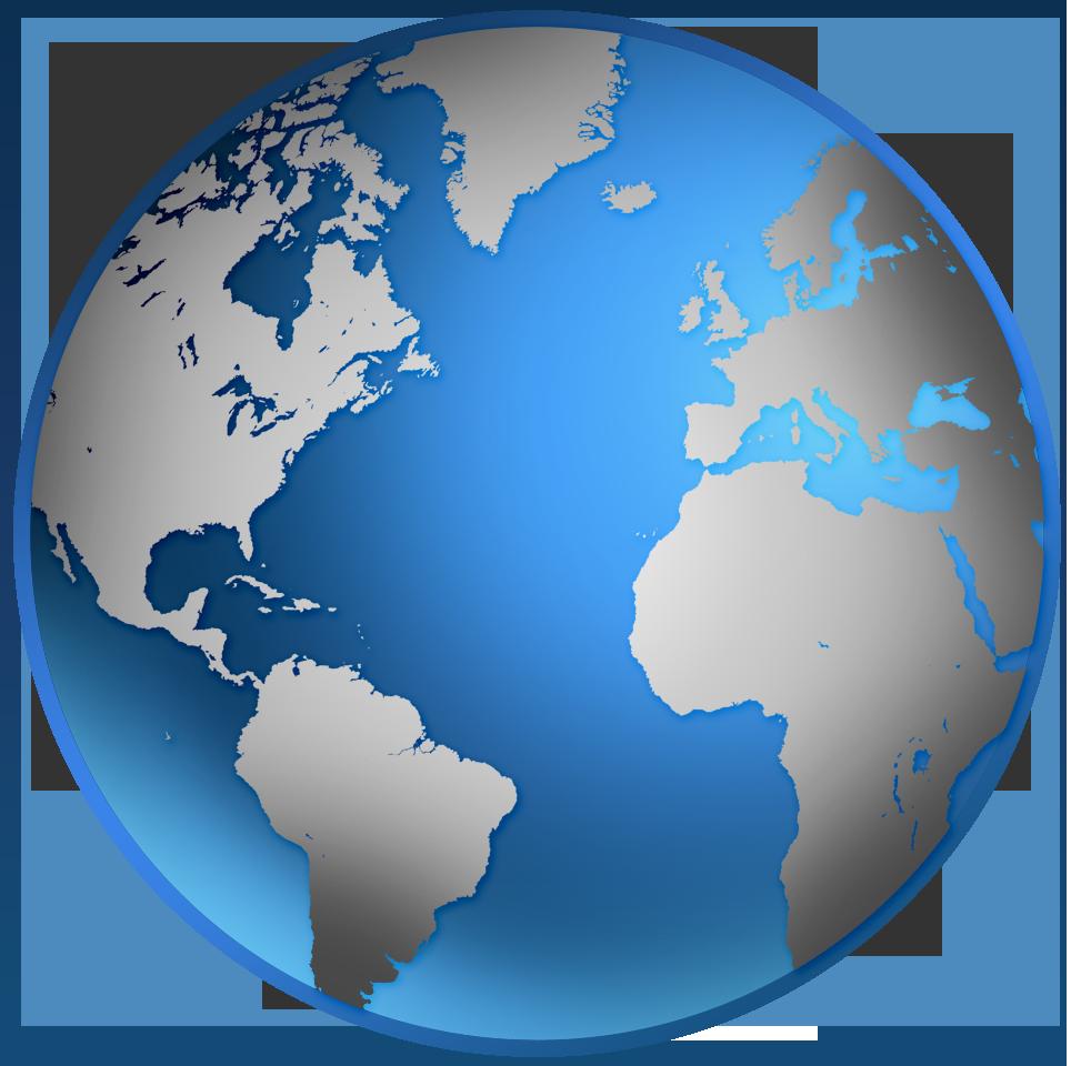 Globe Png image #39542