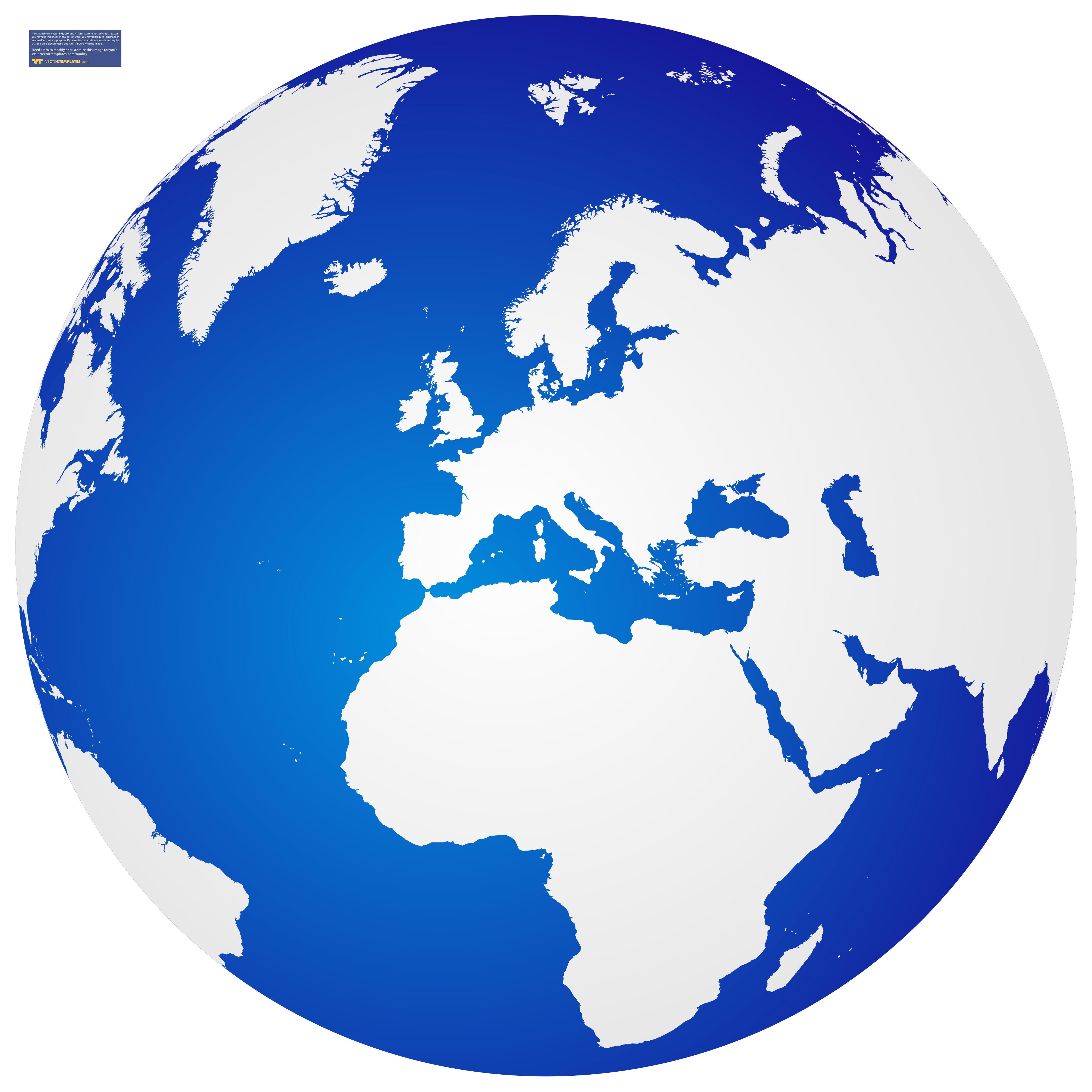 Globe Png image #39549