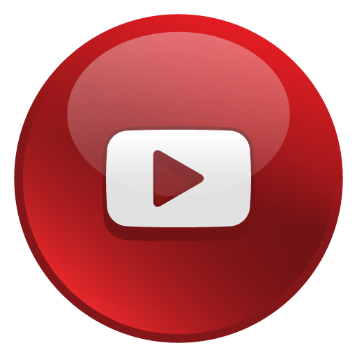 Glossy Social Youtube Icon