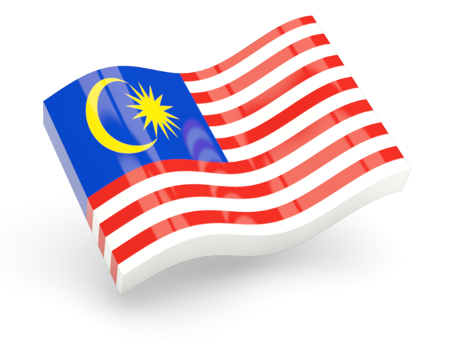 Glossy Wave Icon Download Flag Icon Of Malaysia Png image #41831