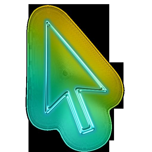 glowing cursor