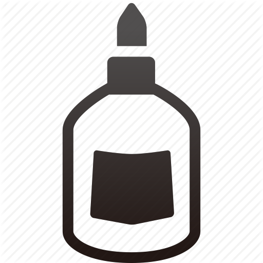 Glue Icon Transparent