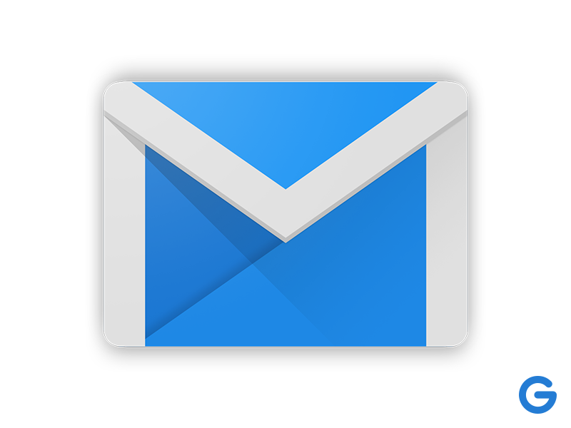 Icon Gmail Download image #38483