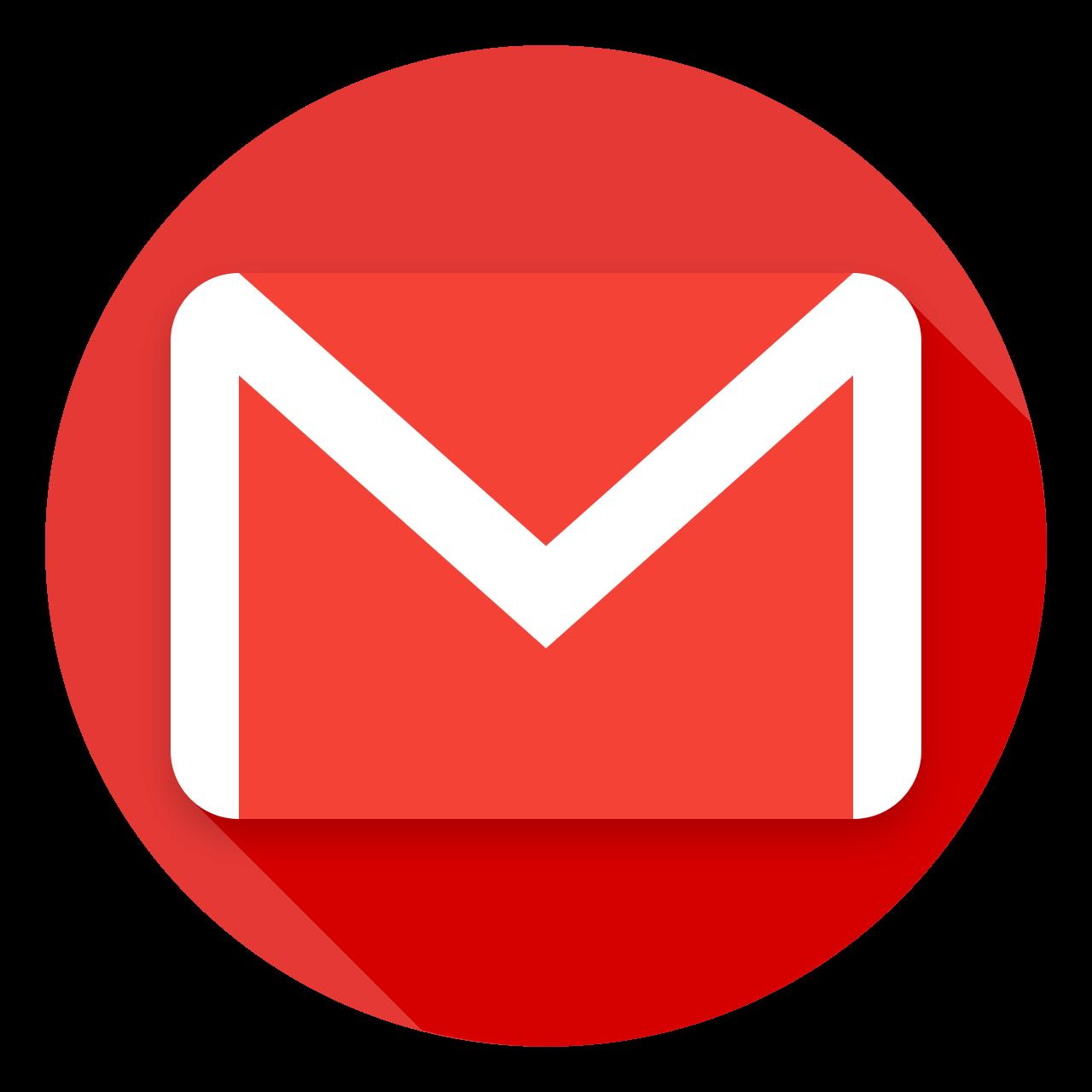 Gmail Logo Icon image #38475