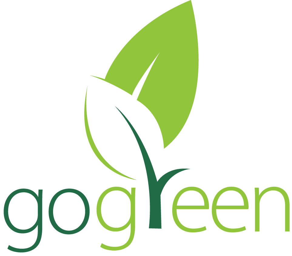 Gogreen Logo Png image #44874