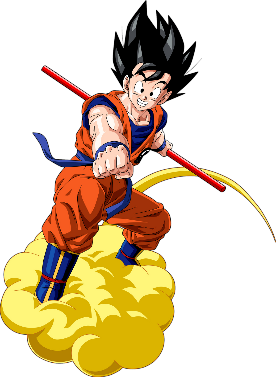 Goku image 32654 Free Icons and PNG Backgrounds