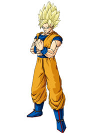 Goku Png Available In Different Size image #32682