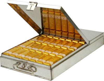 Gold Bar In Png