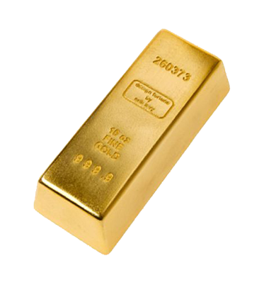 Gold Bar Png image #41023