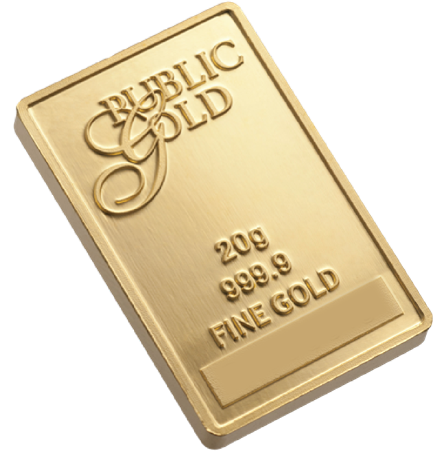Gold Bar Icon Download