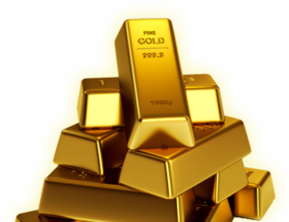 Gold Bars Png image #41017