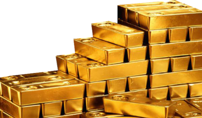 gold bars png