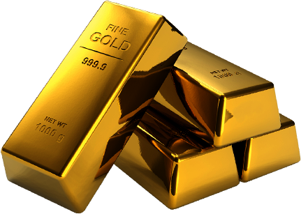 Gold Bar Png Download Clipart