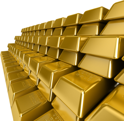 Gold Bars Png Picture image #41008
