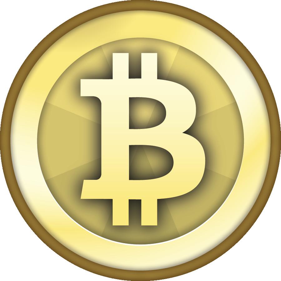 Gold Bitcoin png
