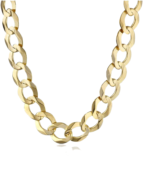Gold Chains For Men Png Clip Art image #45140