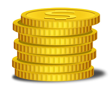 Gold Coin Icon image #3837