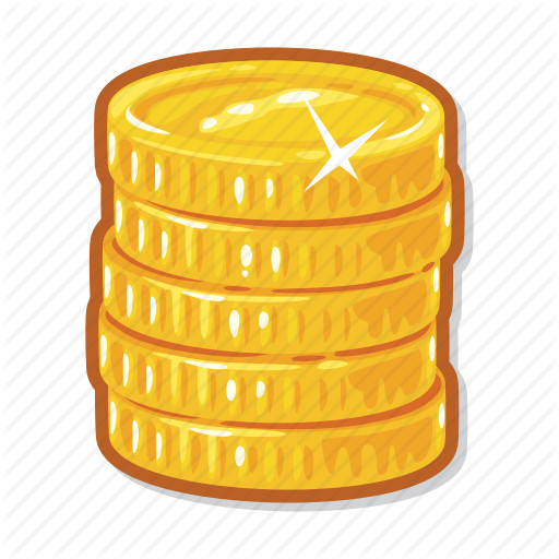 Gold Coin Icon Png image #3830