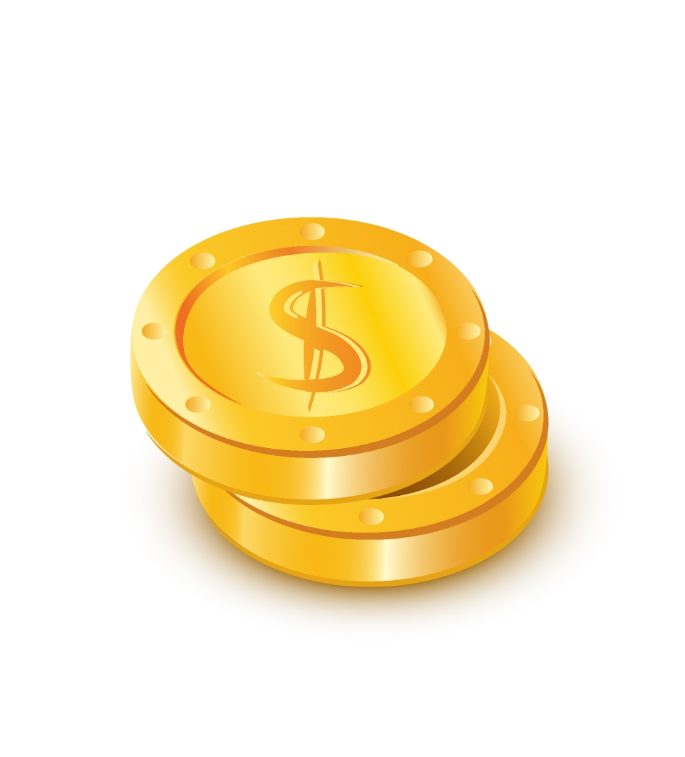 Gold Coins Icon image #3827