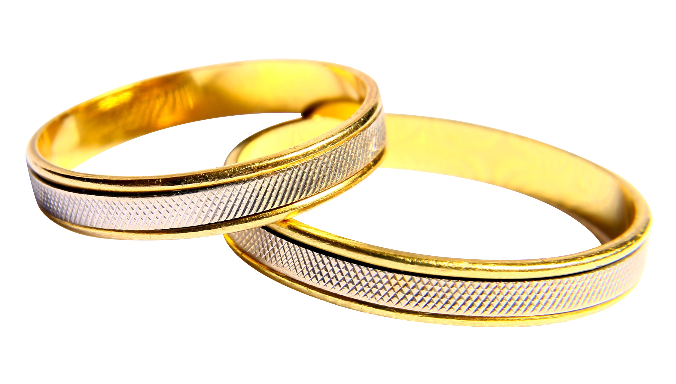 gold embroidered wedding ring png