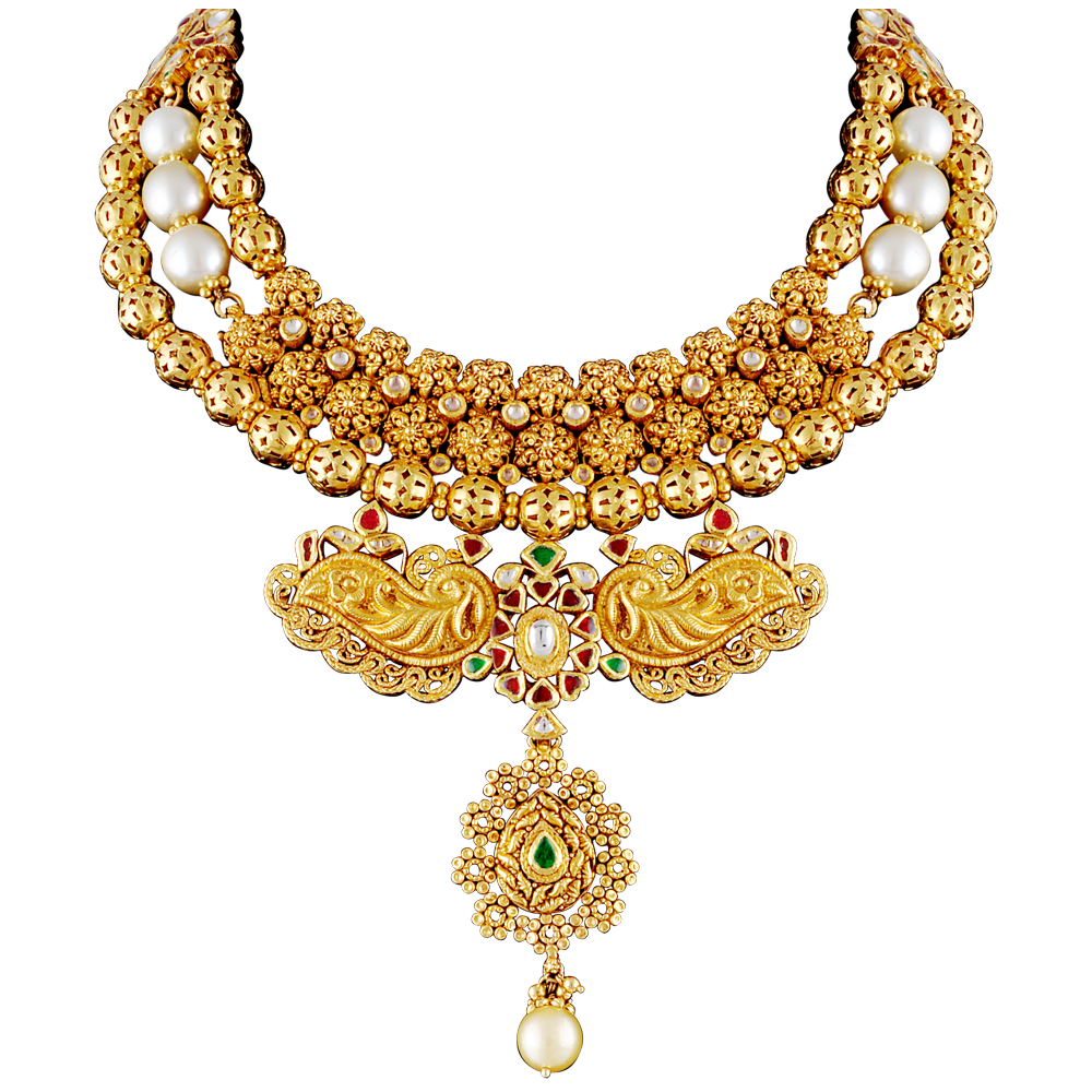 Gold Necklace For Women image #45121