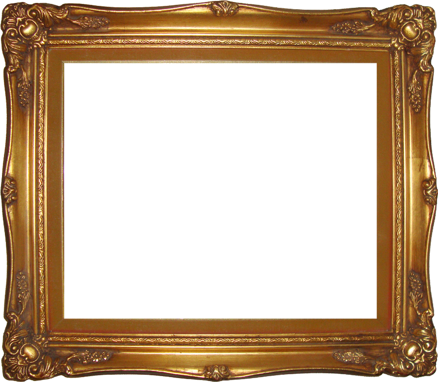 Download Free High-quality Frame Gold Png Transparent Images image #28904