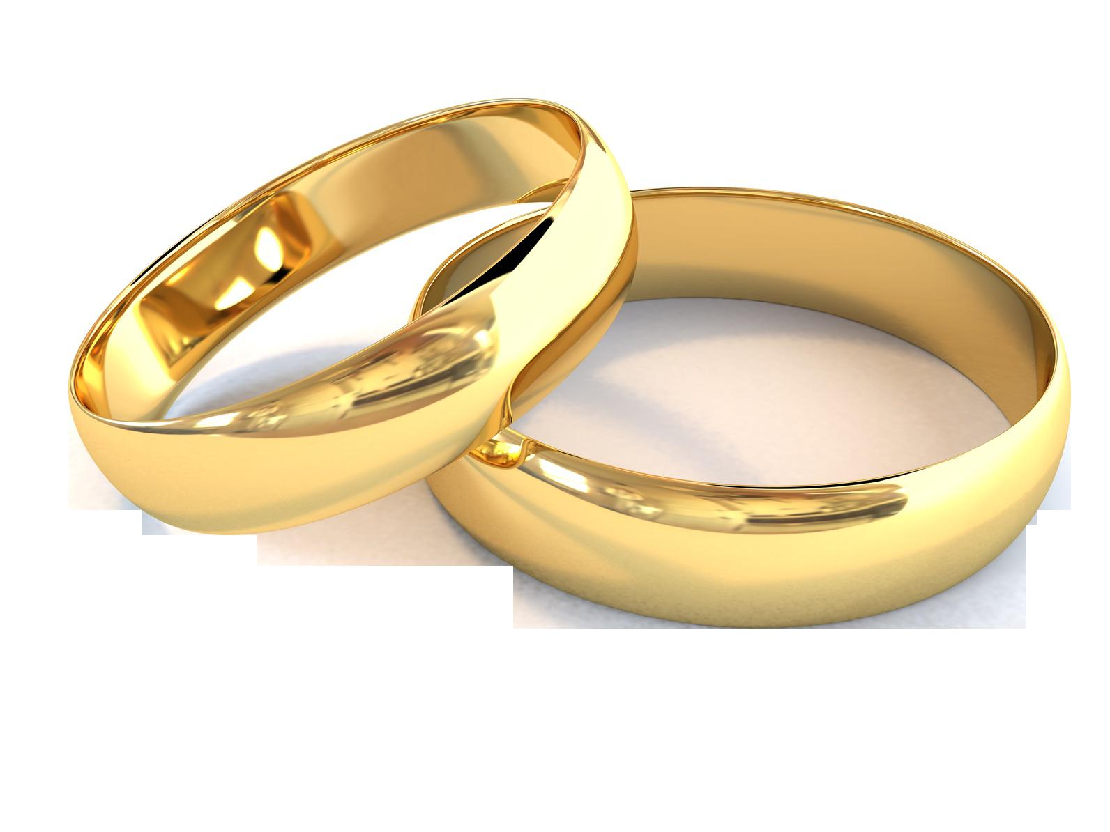Golden Wedding Bells Png Hd
