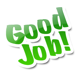 Good Great Job Icon Png Transparent Background Free Download Freeiconspng
