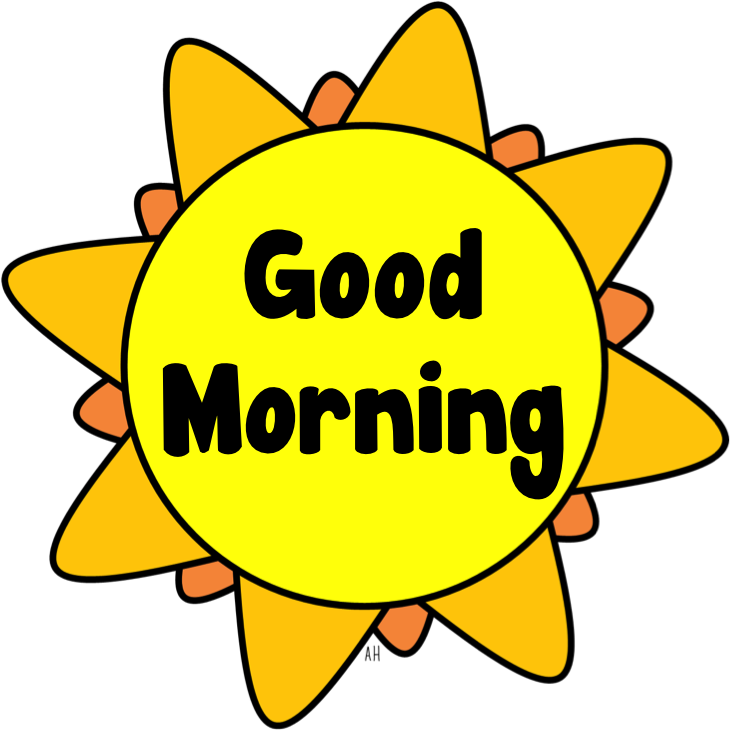 Download Free High-quality Good Morning Png Transparent Images image #33254