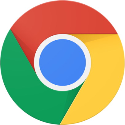 Google Chrome Material Icon