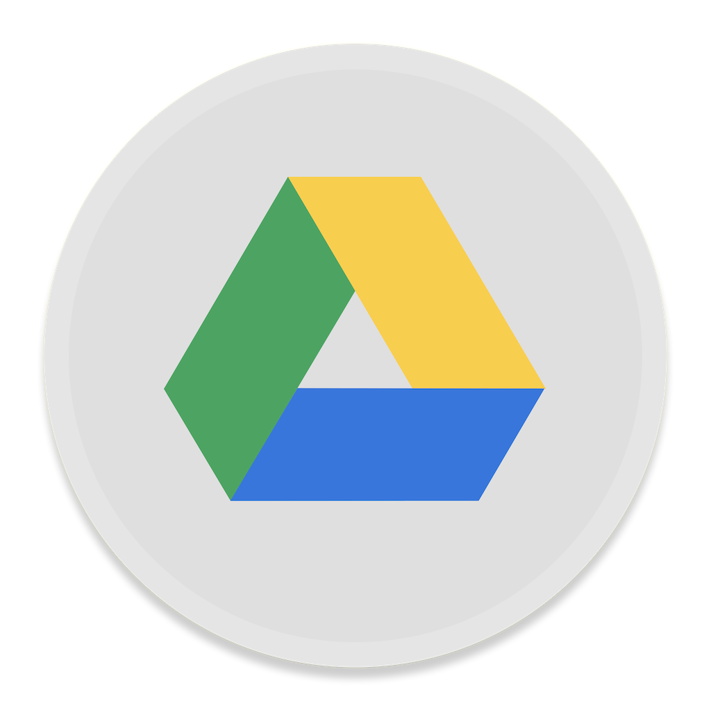 Simple Google Drive Png
